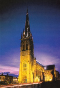 External Lighting Design Project - Prominent Religious Building, Dublin City, Ireland
