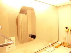 Japan - Heated Bathroom Mirror