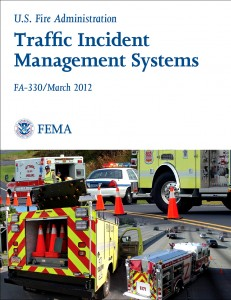 Cover Page - U.S. Fire Administration Report FA-330: 'Traffic Incident Management Systems' (2012)