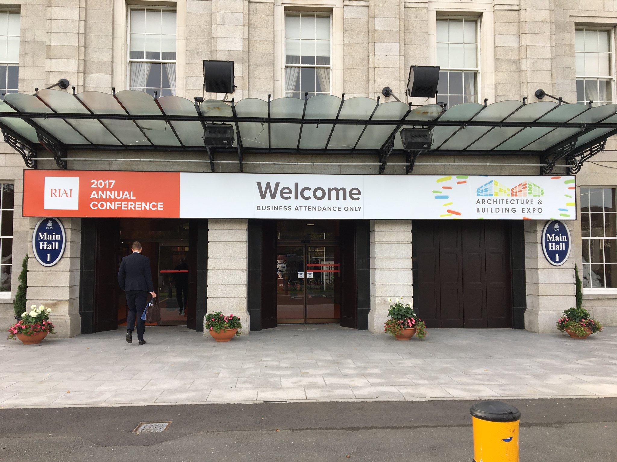 Exhibition Stand Builders Dublin : Dublin a gentle whisper in your ear
